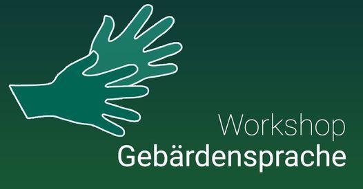 Workshop: Geb\u00e4rdensprache  f\u00fcr Anf\u00e4nger