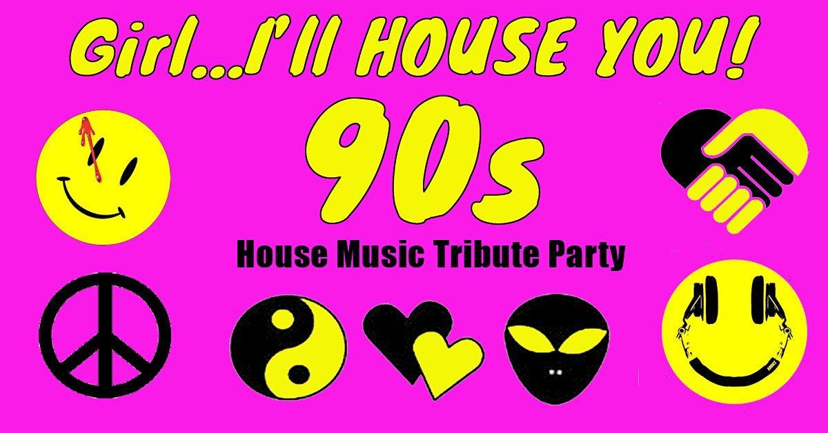 Girl, I'll House You ft. Julius Papp, Franky Boissy, Andrew Phelan