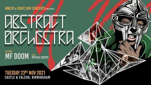 Abstract Orchestra play MF DOOM   Mama Roux's, Birmingham