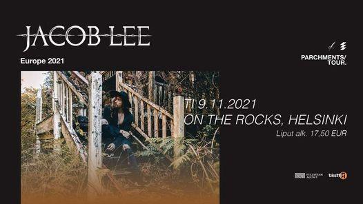 SIIRTYNYT: Jacob Lee - On The Rocks 9.11.2021