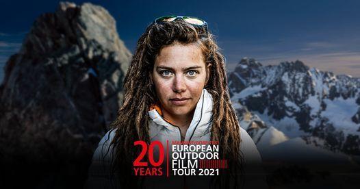 European Outdoor Film Tour 2021 - Birmingham