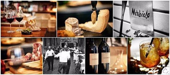 INVITE ONLY! Italian Food & Wine + Champagne + Dancing