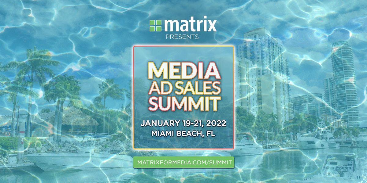 Media Ad Sales Summit 2022