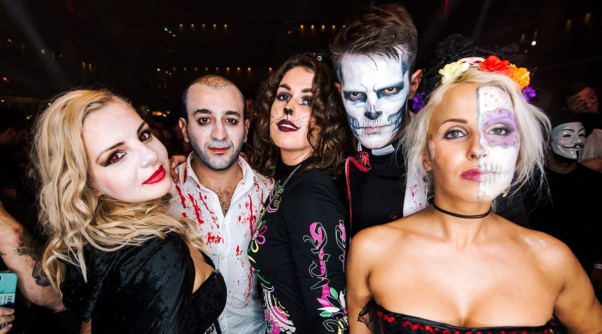 The Asylum - NYC's Annual & Biggest Halloween Weekend Kick-Off Party