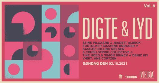 Digte & Lyd vol. 8 - VEGA