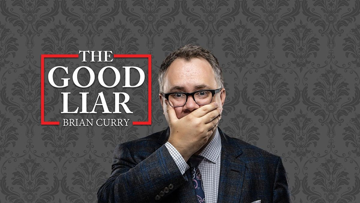Magic and Mentalistm: The Good Liar 10\/9\/21 at 8 PM