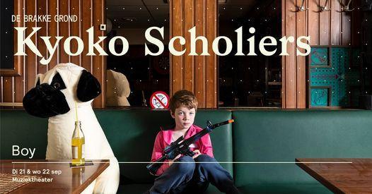 Kyoko Scholiers | BOY (Nederlandse premi\u00e8re)