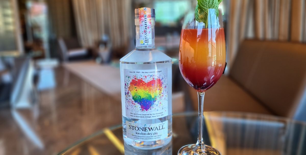 Cocktail masterclass with Stonewall Gin