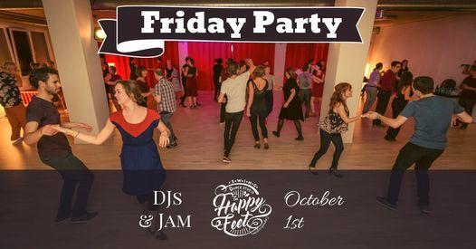 HFS party - DJs & Jam