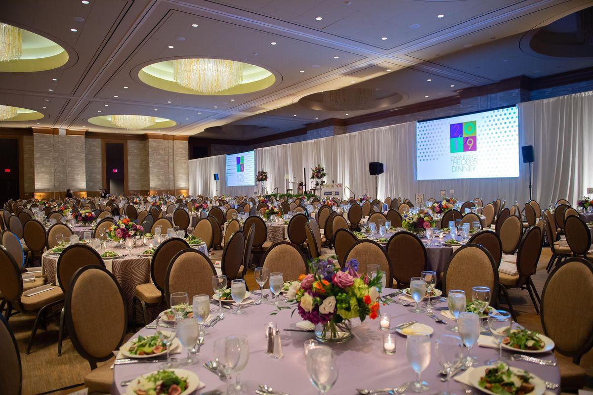 Momentous Institute Heart of Gold Dinner