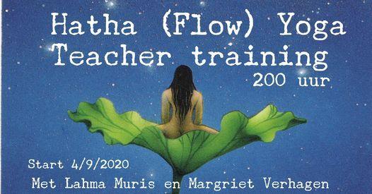 Hatha (Flow) Yoga teacher Training