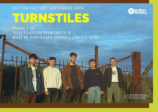 Turnstiles \/ Button Factory