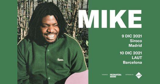 MIKE en Madrid