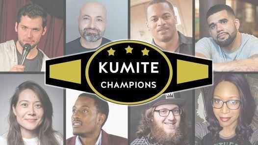 Comedy Kumite: Champions (August 1)