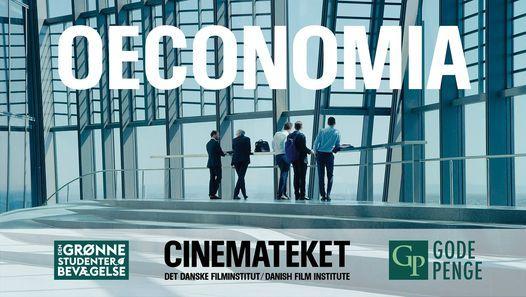 'Oeconomia' med opl\u00e6g, debat og vin - Gr\u00f8n omstilling og penge