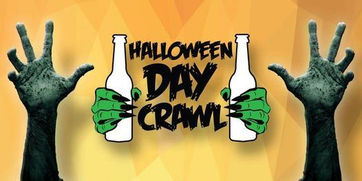 Only $10 - Halloween Day Crawl 2019