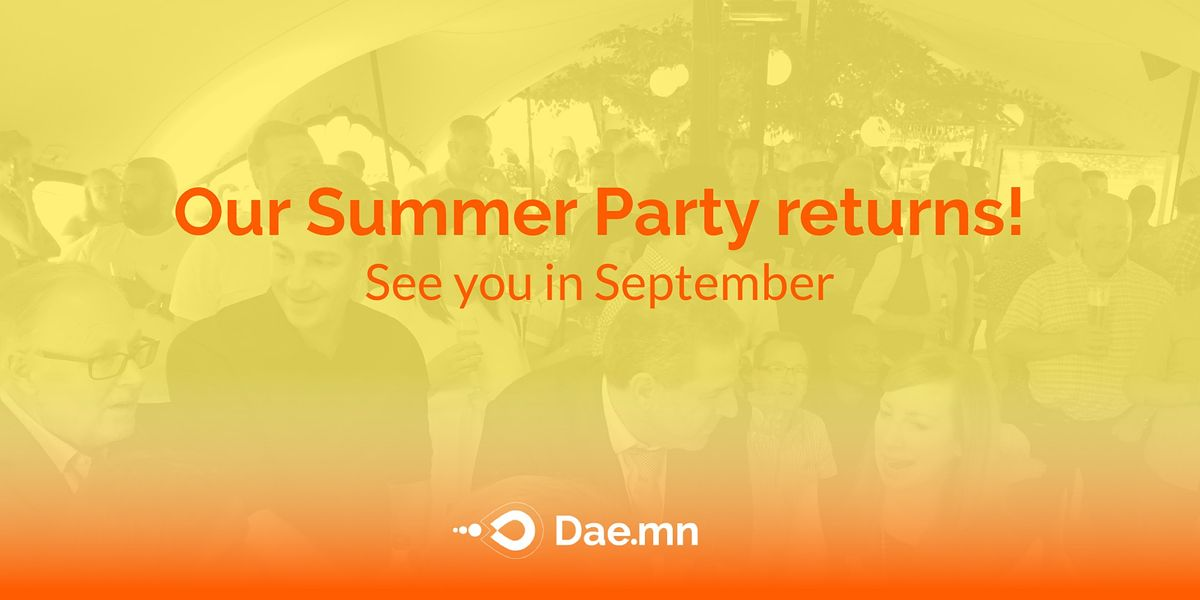 Dae.mn Summer Party