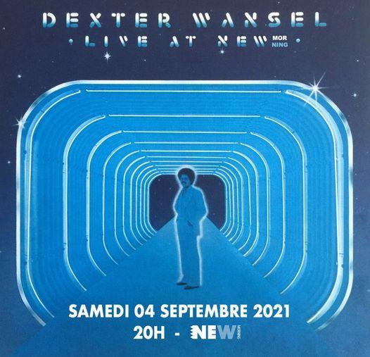 Dexter Wansel \u2022 New Morning (Paris)
