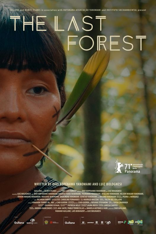 THE LAST FOREST \u2022 In-Person Screening