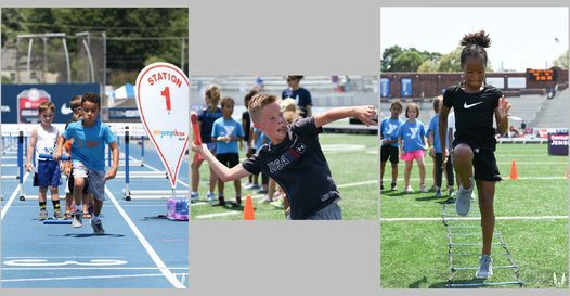 Run Jump Throw for Kids - Free Event!