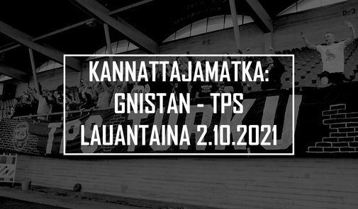 Kannattajamatka: Gnistan - TPS
