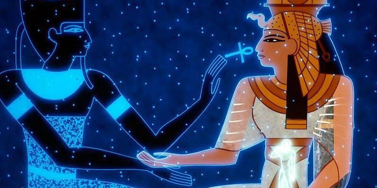 Ancient Egyptian Ceremonies: Meditation with Isis & Osiris