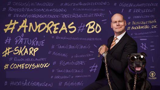 Andreas Bo - #SKARP
