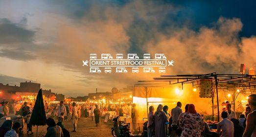 Orient Streetfood Festival M\u00fcnchen