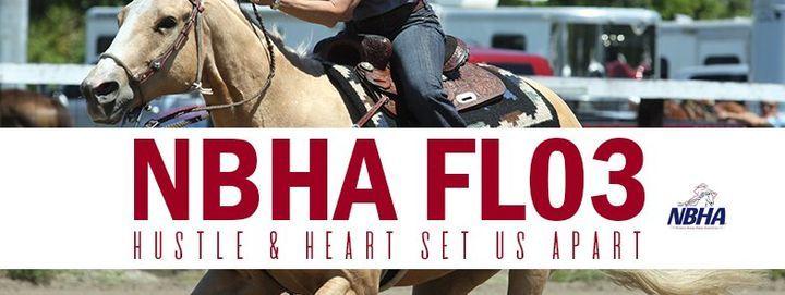 NBHA FL03 District Show