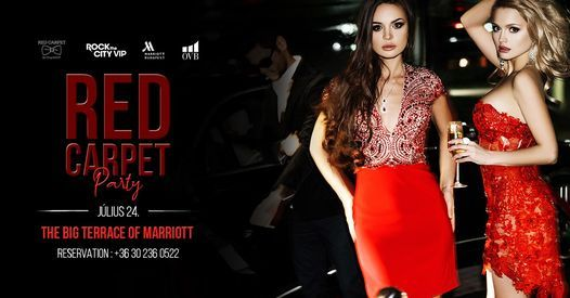 RED CARPET PARTY \/\/ MARRIOTT 07.24. \/\/ by Rock The City
