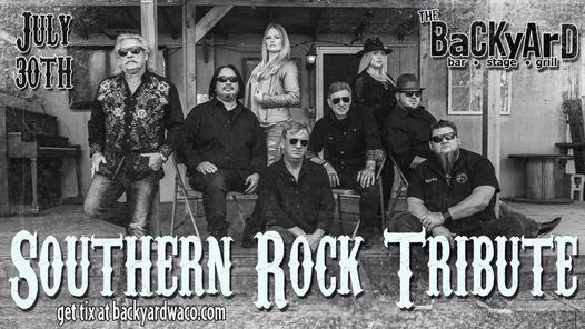 SOUTHERN ROCK TRIBUTE SHOW in The BaCKyArD