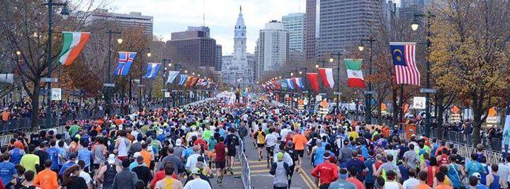 2021 Philadelphia Marathon Weekend Nov. 21st & 22nd