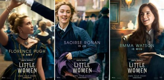"\u0110i\u1ec7n \u1ea2nh: ""Little Women"" (Nh\u1eefng Ng\u01b0\u1eddi Ph\u1ee5 N\u1eef Nh\u1ecf B\u00e9), Oscar 2020"