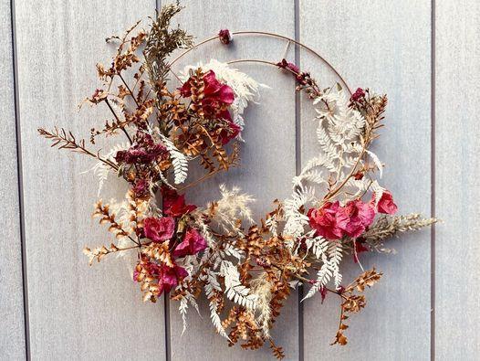 Branch & Bloom - Wall Art Workshop