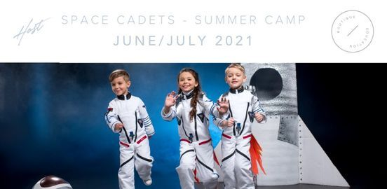 Space Cadets Camp | Monday 19th July - Friday 23rd July