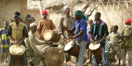 Djembe! West African drumming workshop