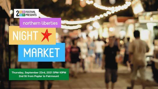 Inaugural Northern Liberties Night Market