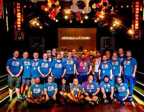 BearsOnBikes - Fahrrad-Demo zum CSD Hamburg ...