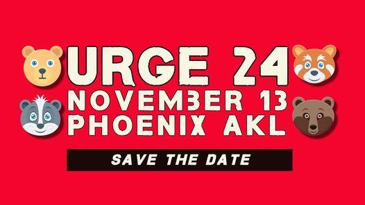 24 YEARS OF URGE!