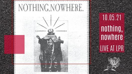 nothing, nowhere. w\/ Meet Me @ The Altar, Arm's Length, thebreathingbackwards