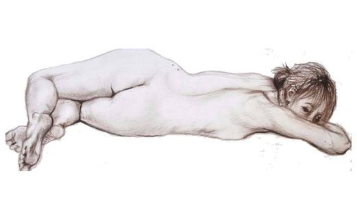 Life Model Drawing