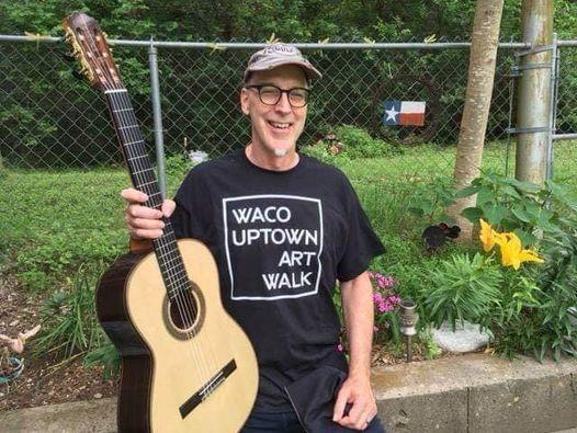 Classical Guitar at Waco Uptown Artwalk