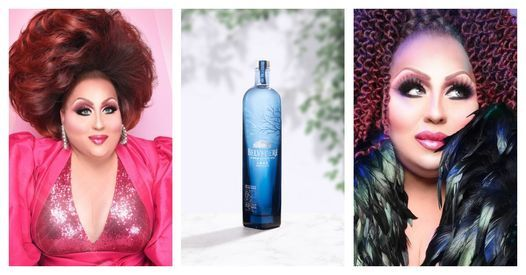 Belvedere Your Way - Pride Week Launch Party featuring Mercedes Tyler