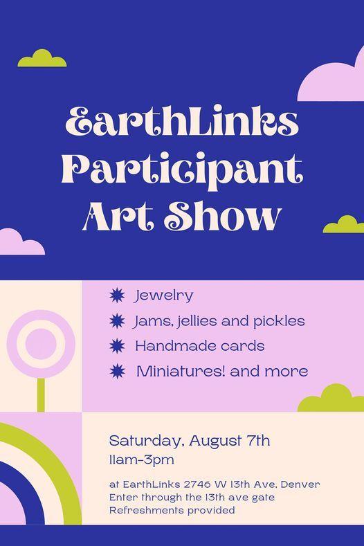 EarthLinks Participant Art Show