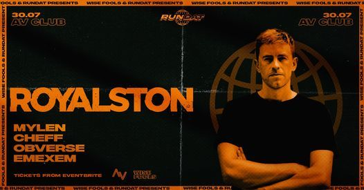 Rundat feat Royalston (Aus) - AV Club