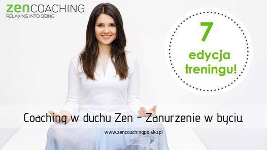 7. Trening Zen Coaching - modu\u0142 pierwszy