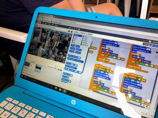 LEGO Robotics Summer Camp - Coding and Game Design