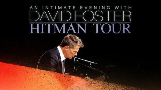 David Foster: Hitman Tour