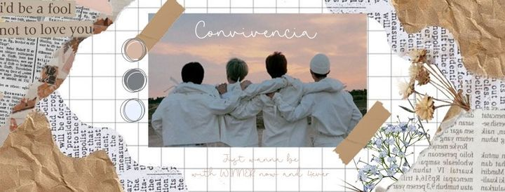 convivencia - Just wanna be  with WINNER now and 4ever