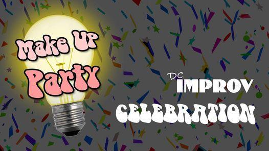 SOLD OUT: Make Up Party \/ Celebration (September 19)